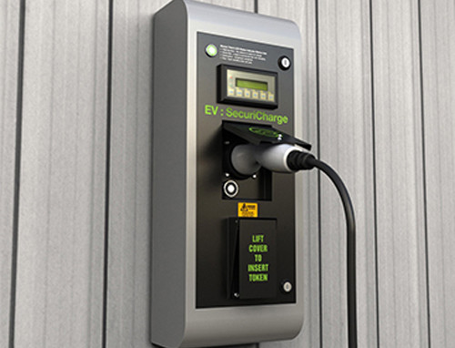 workplace charging scheme business charger