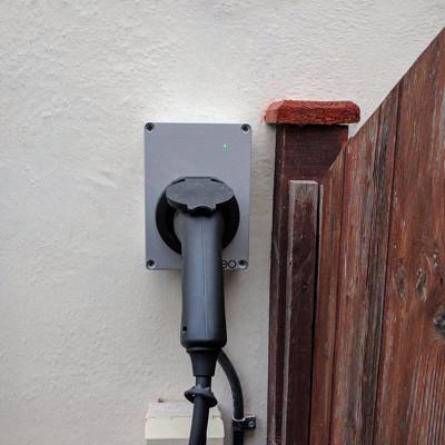 eo mini home charge point