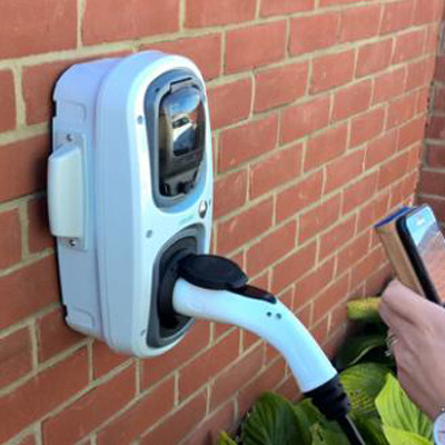 Rolec home charge point