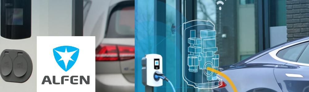 Alfen EV charger installers