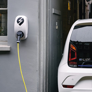 charge points for new builds