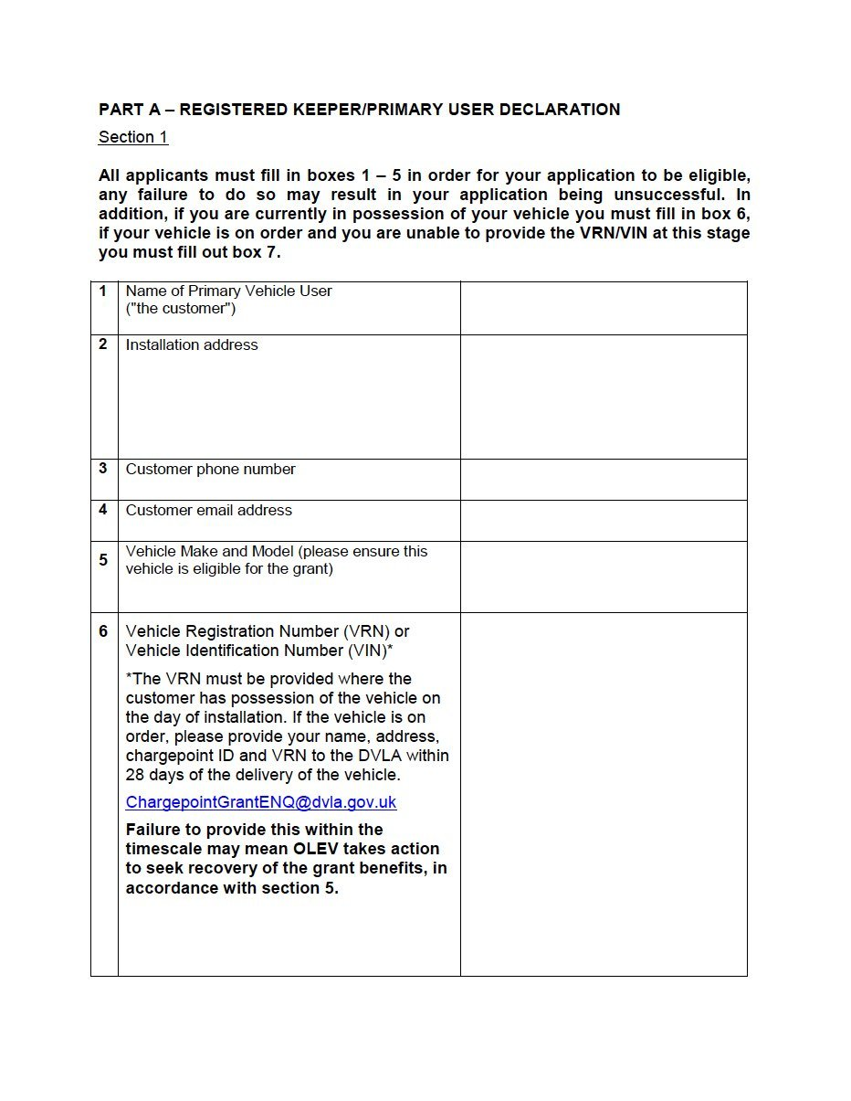 Annex D application form download